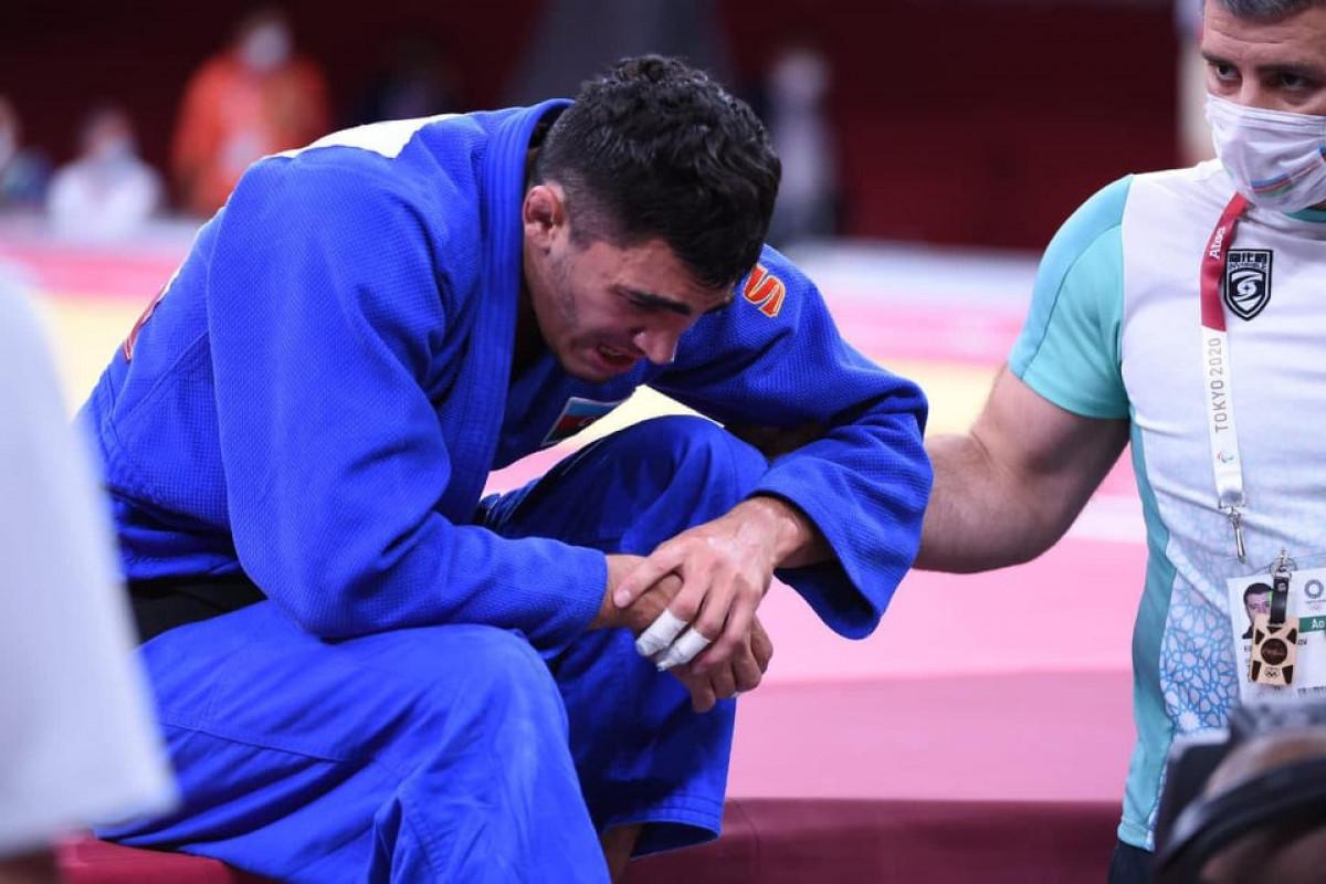 """<span class=""""red_color"""">Tokio-2020: Azərbaycan millisinin 17 idmançısı Olimpiada ilə vidalaşıb"""