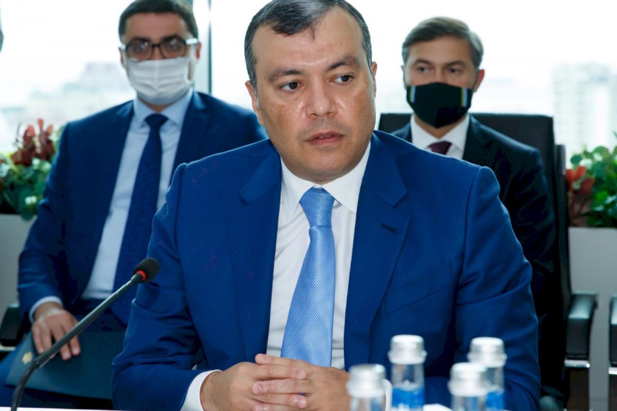"""Sahil Babayev: """"Serbiya Zəngəzur dəhlizinə maraq göstərir"""""""