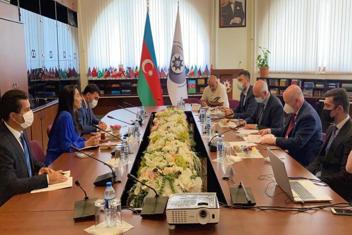 Azerbaijani Ombudsman receives PACE representatives