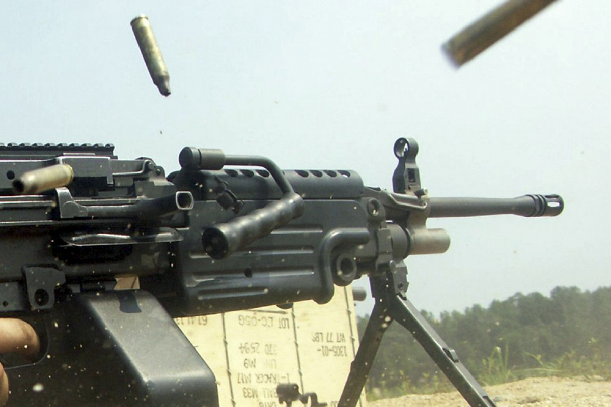 Azerbaijan Army positions in the direction of the Kalbajar region were subjected to fire