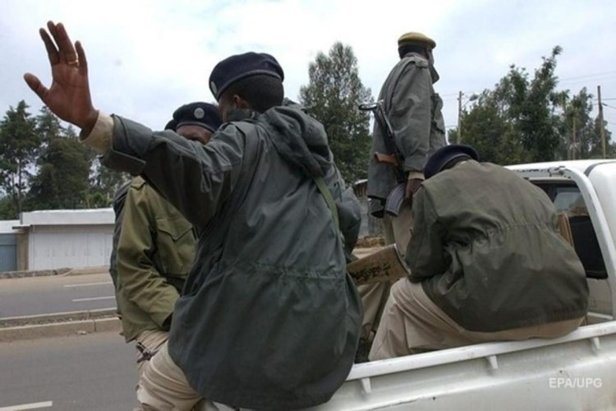 В Эфиопии за сутки более 300 человек погибли в вооруженных столкновениях