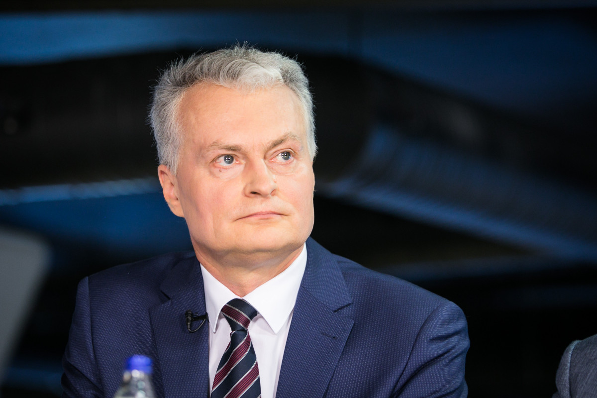 Litva Prezidenti miqrasiya probleminin həllindəABŞ və Türkiyənin köməyinə ümid bəsləyir