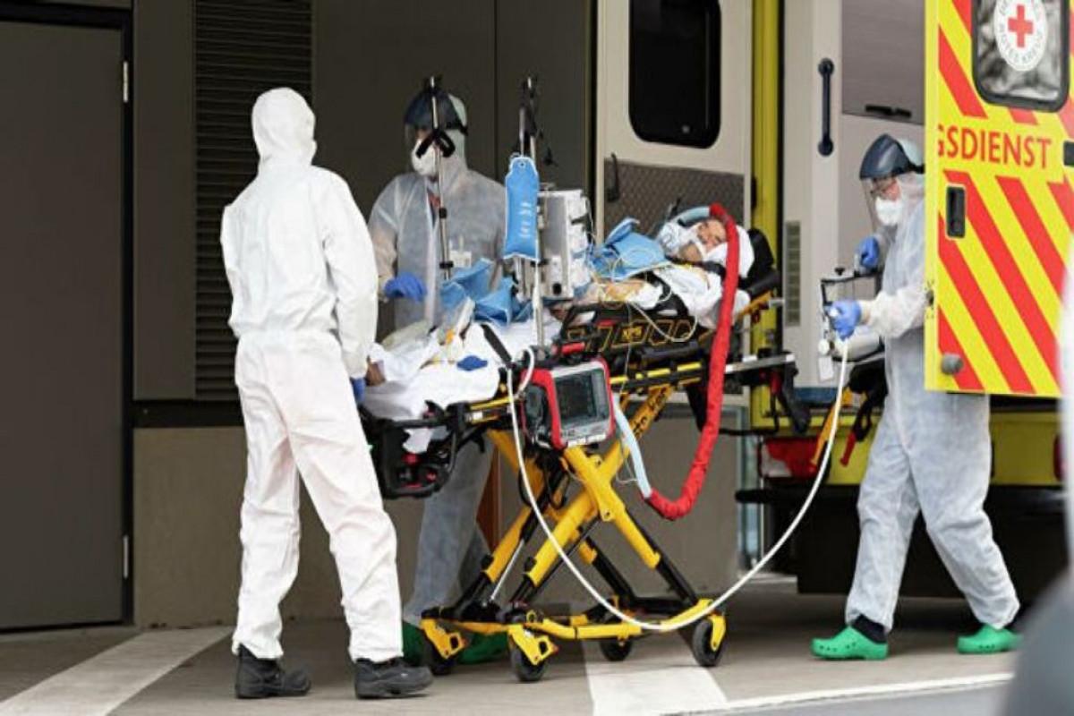 Britaniyada son sutkada koronavirusdan 131 nəfər həyatını itirib