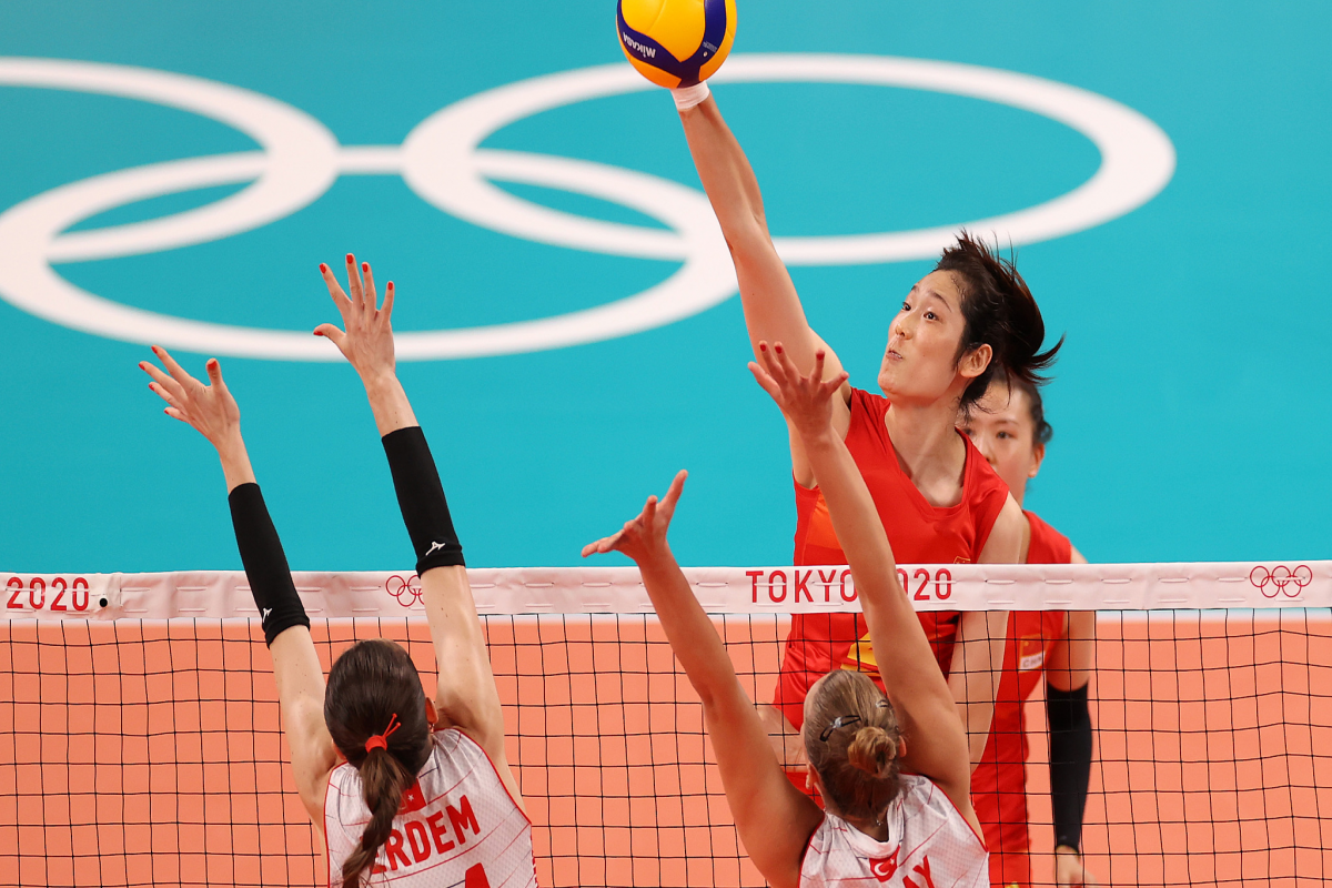 USA, Italy, Serbia, Brazil claim second straight wins in Olympic women