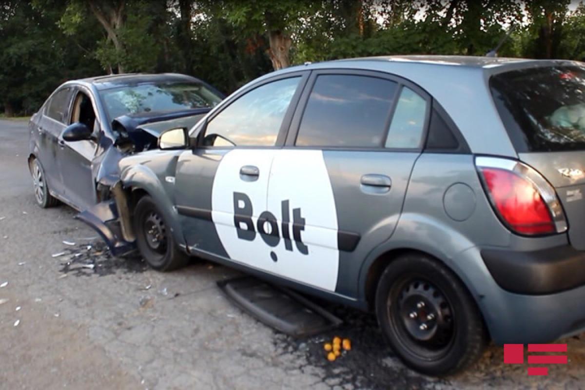 """В Гахе столкнулись два легковых автомобиля, пострадали 7 человек, в том числе один ребенок-<span class=""""red_color"""">ФОТО-<span class=""""red_color"""">ОБНОВЛЕНО"""