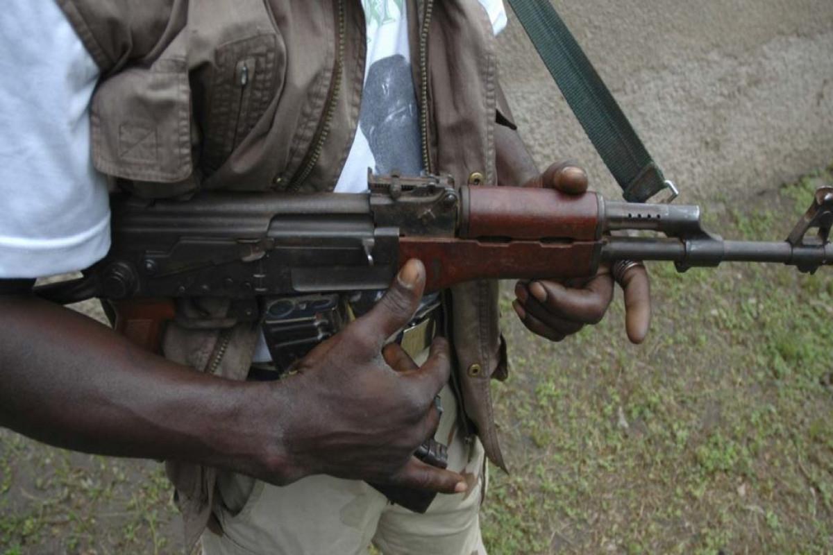 Nigerian police kill 6 gunmen in gunfight