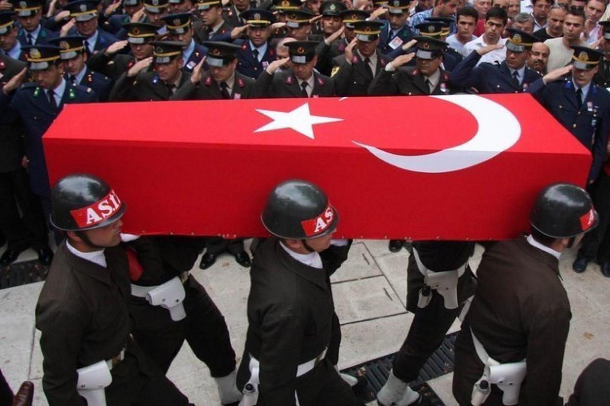 Türkiyə ordusunun antiterror əməliyyatı zamanı iki hərbiçisi şəhid olub