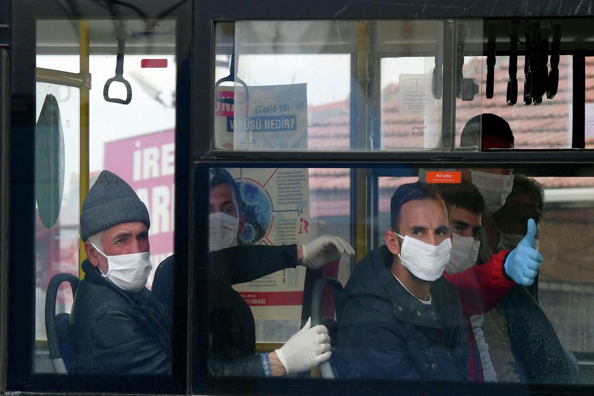 В Турции заявили о резком росте числа заболевших COVID-19