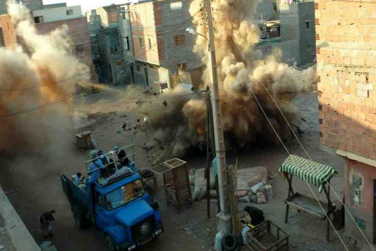 Əfqanıstanda partlayış nəticəsində 2 polis ölüb, 4 nəfər yaralanıb