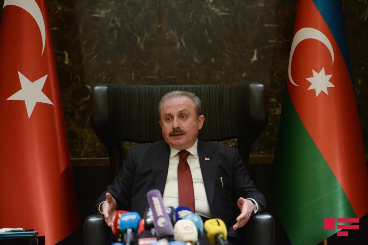 Председатель ВНСТР: Бакинская Декларация не направлена против кого-либо