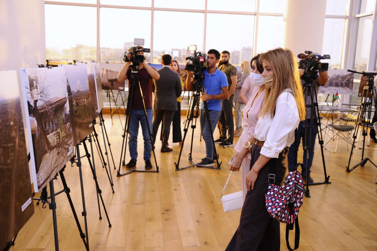 """""""Karabakh.Center"""" layihəsi əsasında fotosərgi keçirilib"""