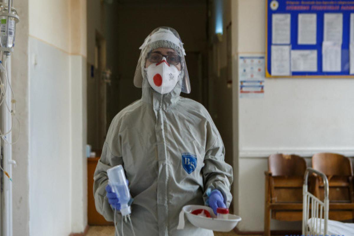 Ukraine reports 717 new coronavirus cases