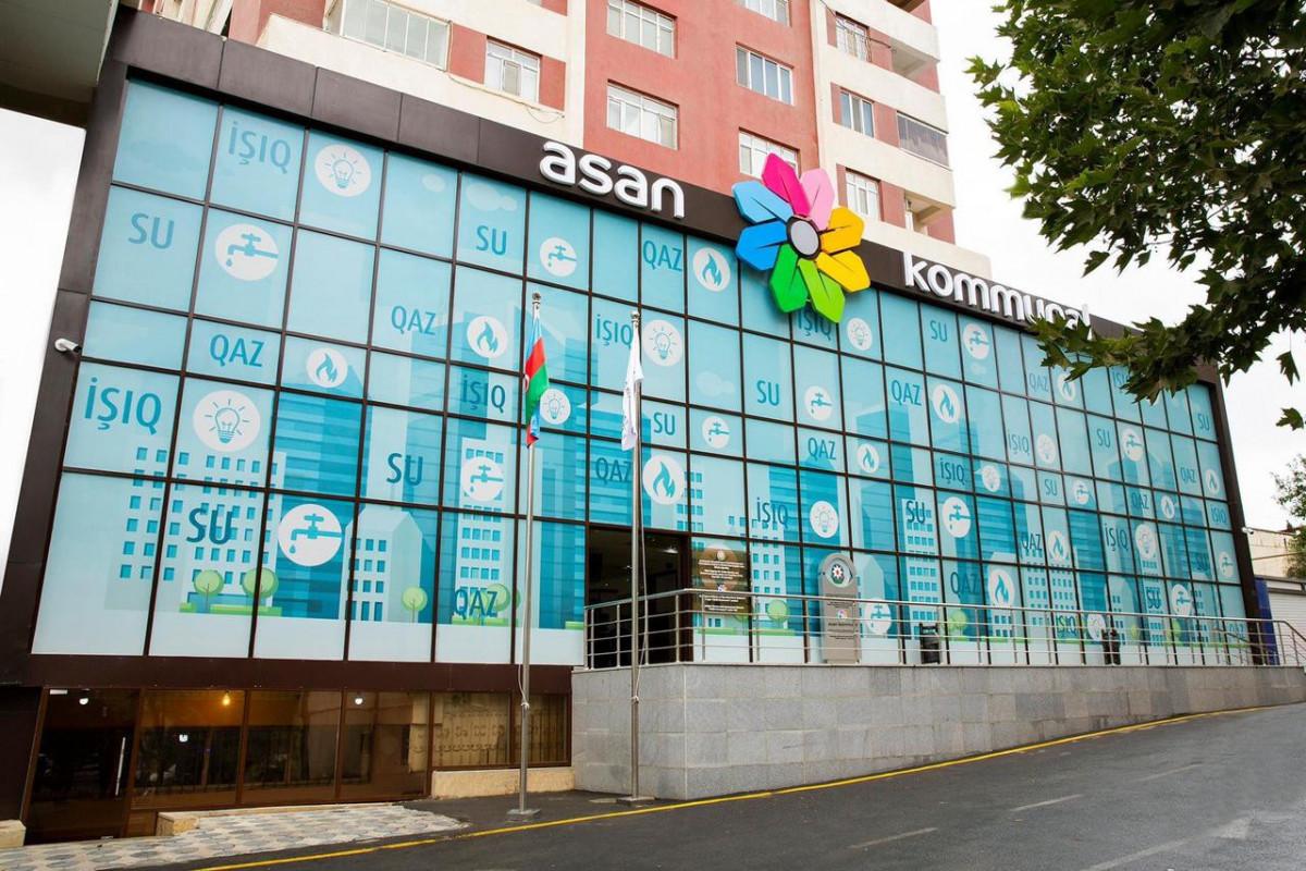 """3 saylı """"ASAN kommunal"""" mərkəzinin açılışı olub"""