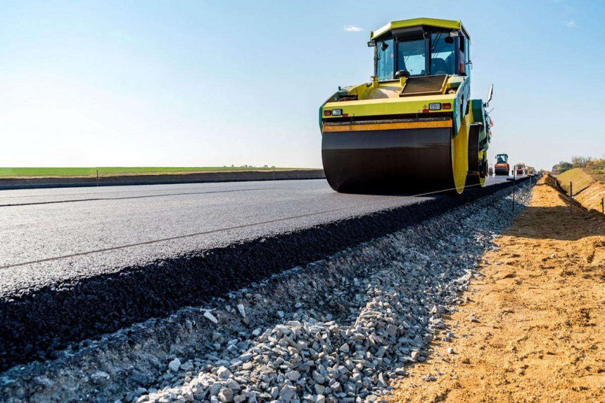 AZN 10 mln. allocated to road construction in Kalbajar and Lachin