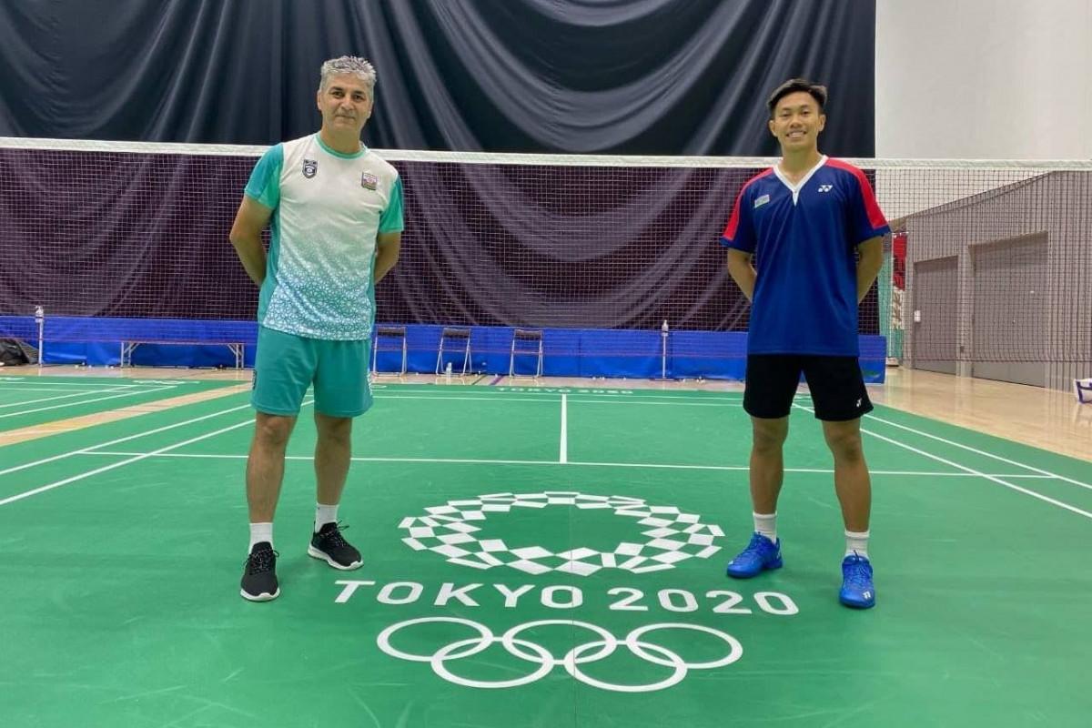 """<span class=""""red_color"""">Tokio-2020: Azərbaycan badmintonçusu qrupda qalıb"""