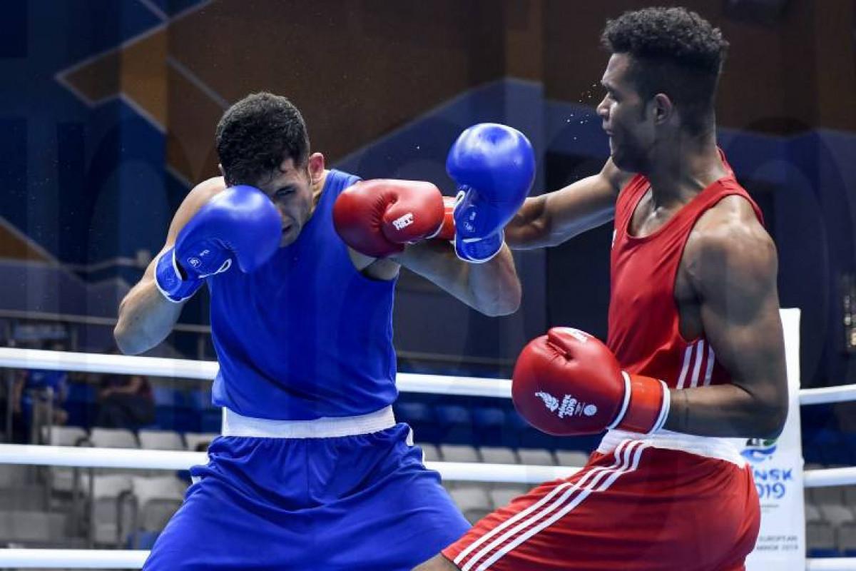 """<span class=""""red_color"""">Токио-2020: Азербайджанский боксер вышел в 1/4 финала"""