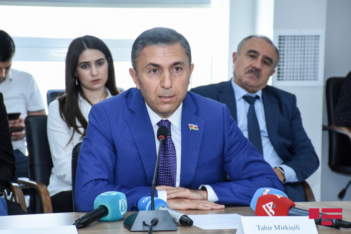 """Parlamentin komitə sədri: """"Bakı Bəyannaməsi regionun inkişafına töhfə verəcək"""""""