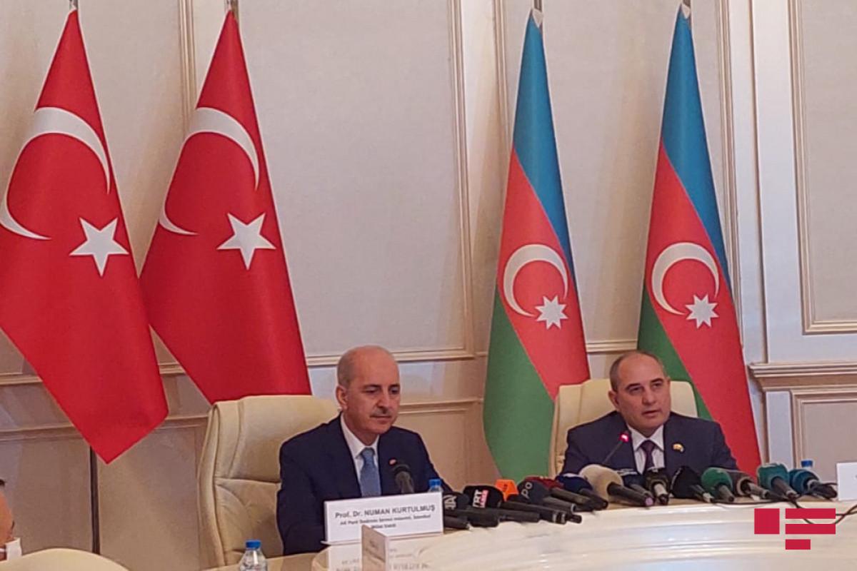 Нуман Куртулмуш: Конференция в связи с «Шушинской декларацией» заложила основу для развития связей наших стран в новой плоскости