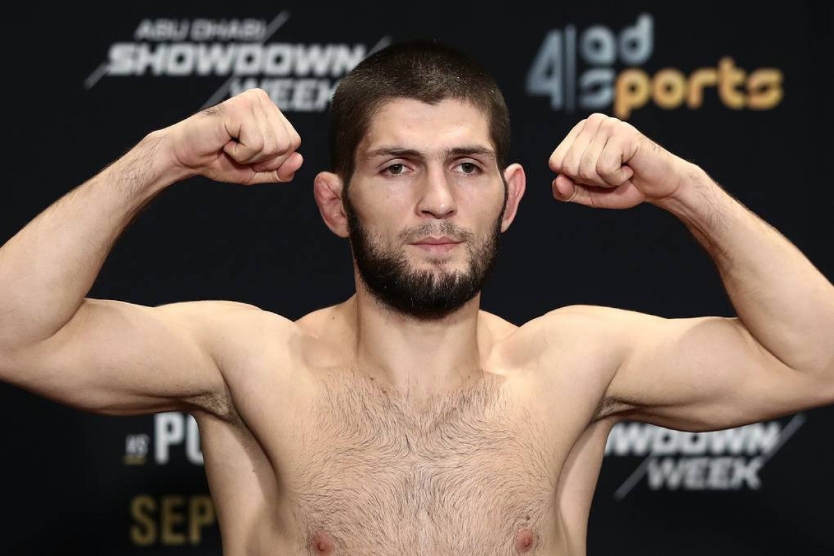 UFC champ Khabib Nurmagomedov tops rating of Russia's most successful stars, according to Forbes