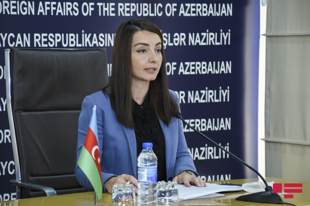 "Leyla Abdullayeva: ""Enterprises in Armenia are poisoning environment of region by dumping toxic waste into Okhchuchay River"""
