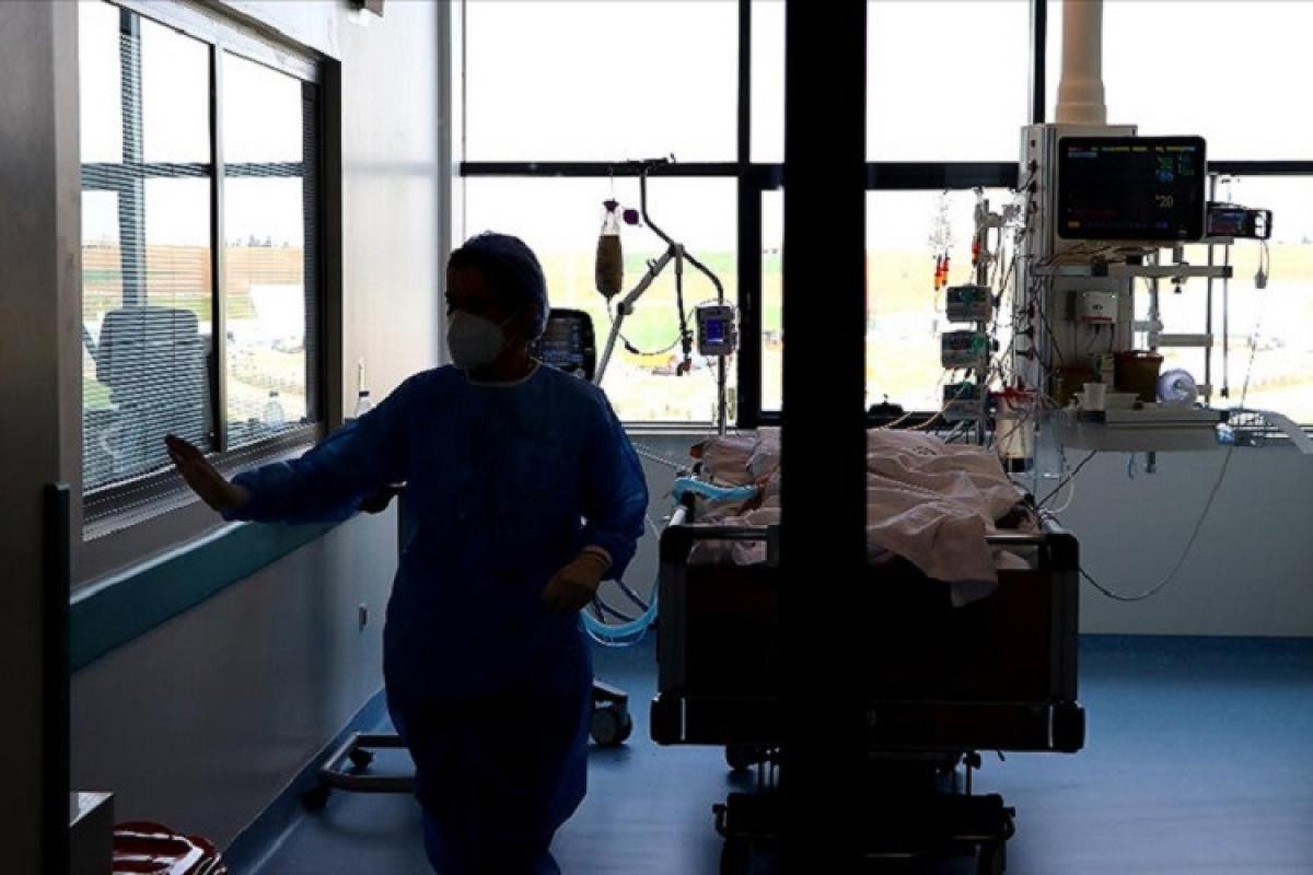 Türkiyədə bu gün koronavirusdan 76 nəfər ölüb