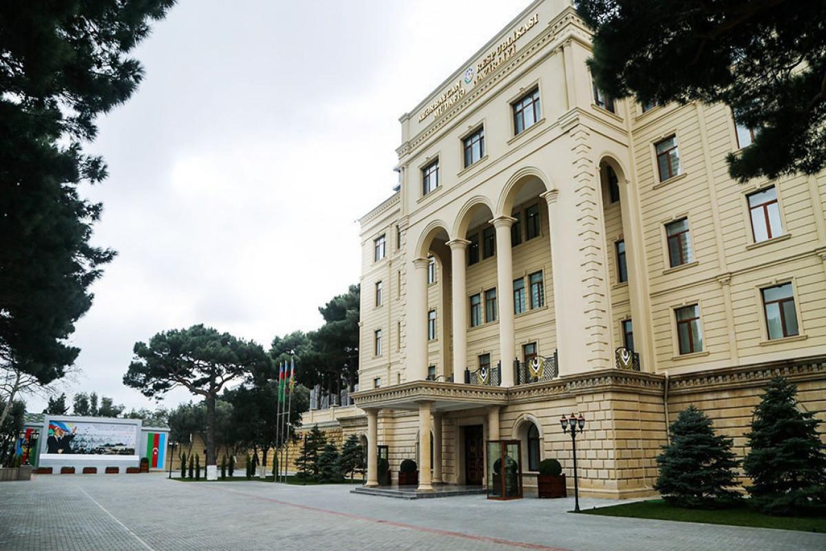 Армения, нарушив режим прекращения огня, подвергла обстрелу позиции Азербайджанской Армии в направлении Кяльбаджарского района