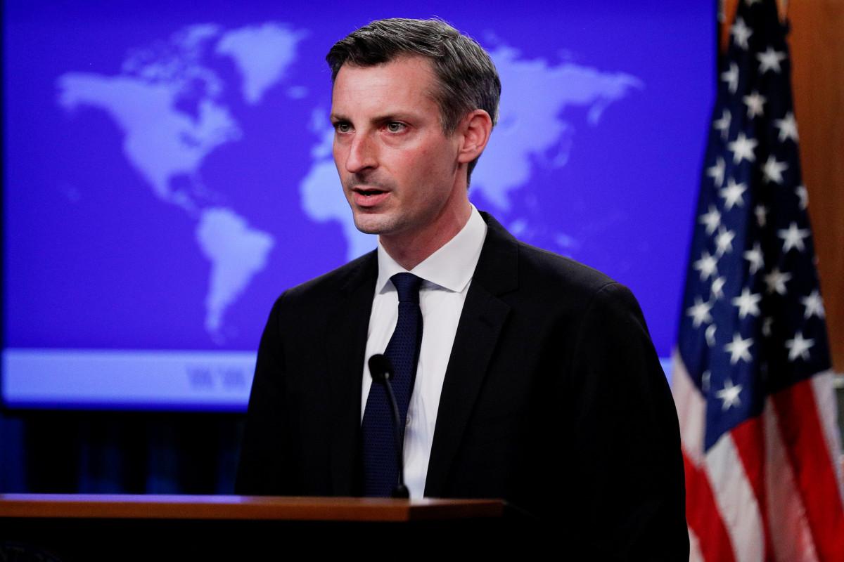 ABŞ Dövlət Departamenti: Azərbaycan və Ermənistanı mümkün qədər tez danışıqlara qayıtmağa çağırırıq