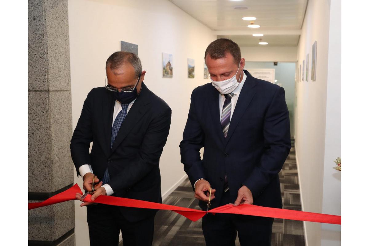 В Израиле открылся офис Торгового представительства Азербайджана