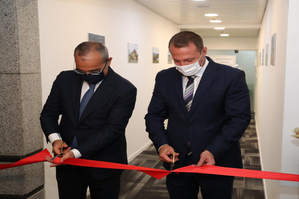 Office of the Trade Representative of Azerbaijan opened in Israel