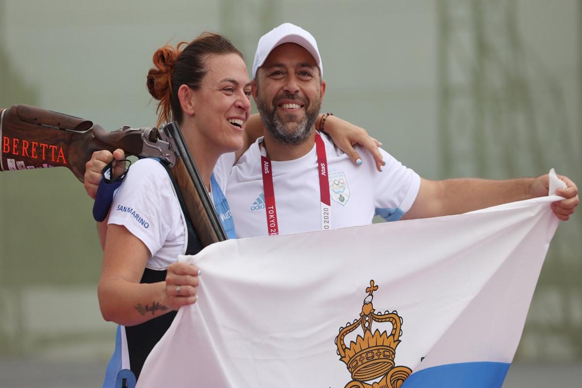 """<span class=""""red_color"""">Tokio-2020: San Marino Olimpiadalar tarixində ilk medalını qazanıb"""
