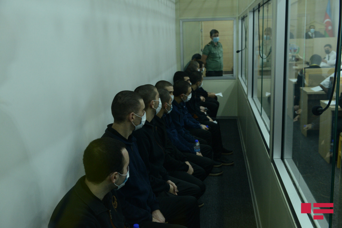 Each member of the Armenian armed group sentenced to 6 years in prison