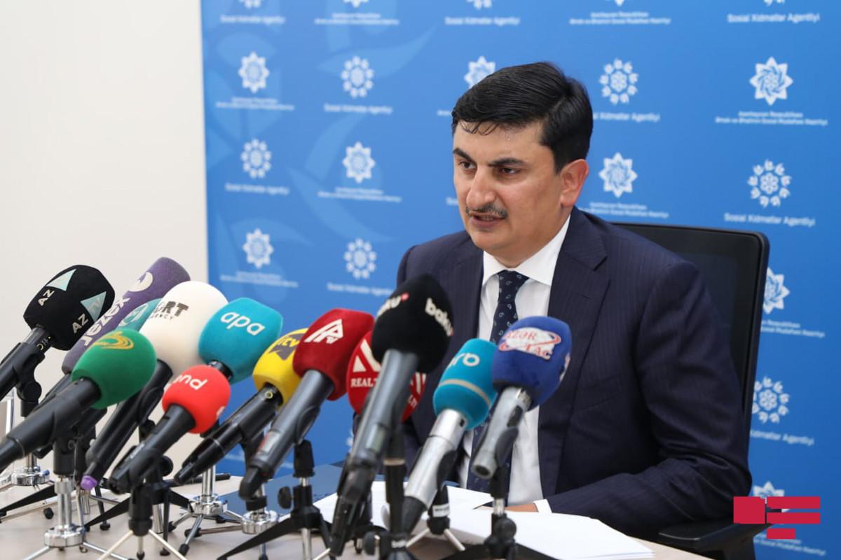 """Vüqar Behbudov: """"Sosial xidmət müəssisələrində 5-18 yaşlı 347 uşağa xidmət göstərilir"""""""