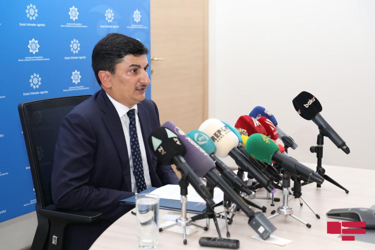"""Vüqar Behbudov: """"3000-dən çox ailəyə psixoloji dəstək göstərilib"""""""