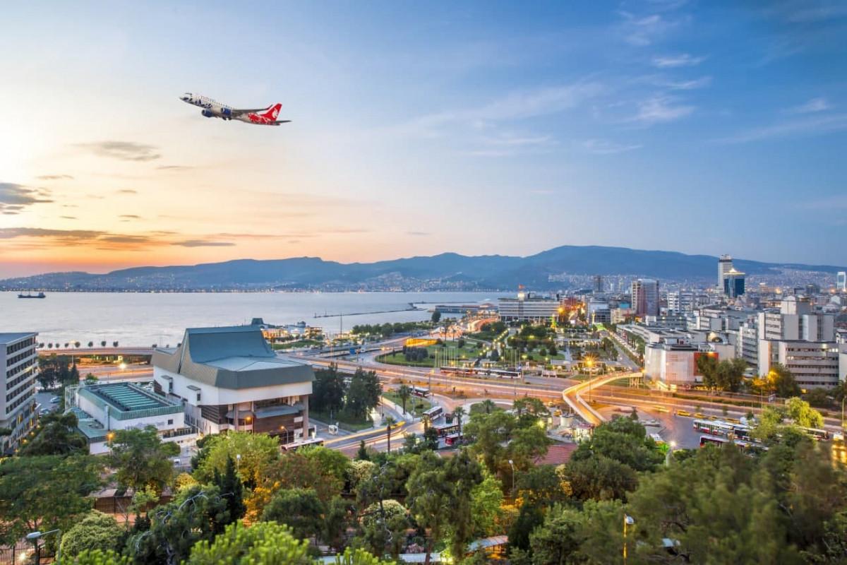 Buta Airways увеличивает количество рейсов в Измир