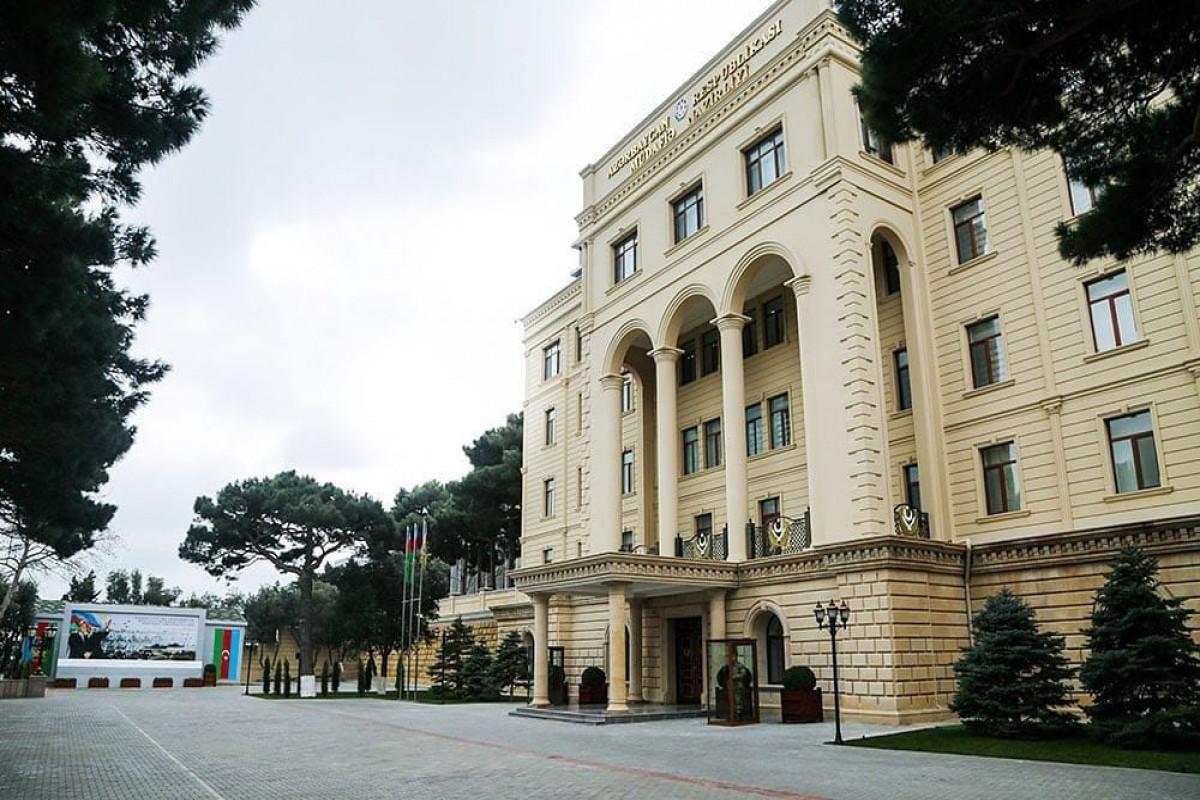 Минобороны: Информация о якобы двух сбитых БПЛА азербайджанской армии является ложной