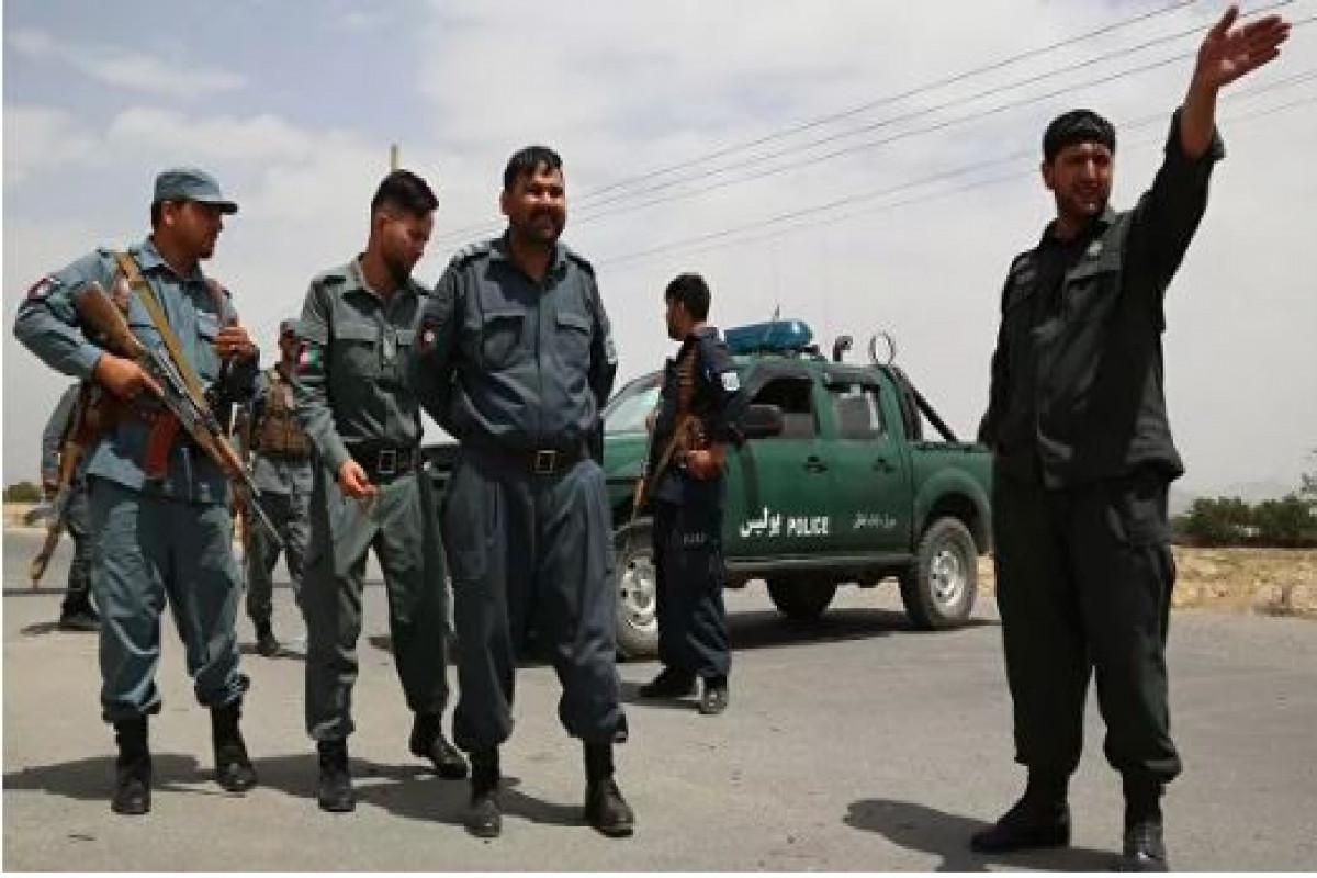 В Афганистане пять человек погибли при разрыве снаряда