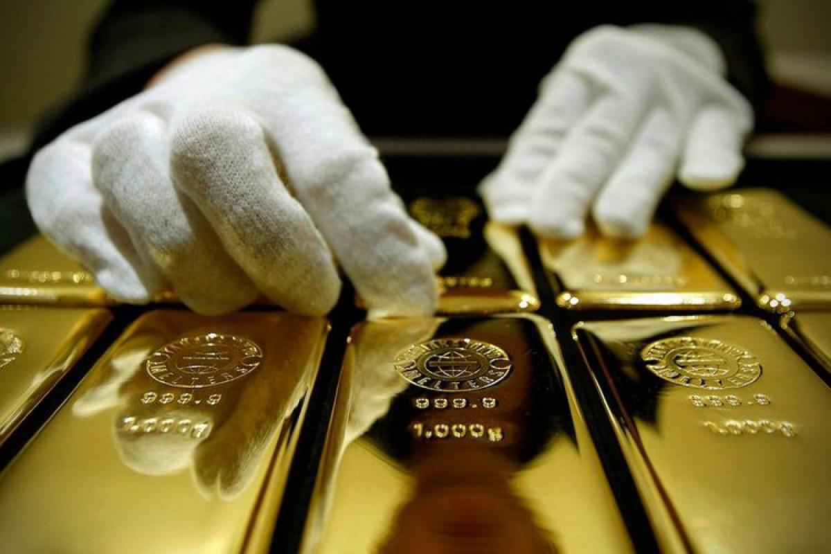 Azerbaijan sharply increased gold export