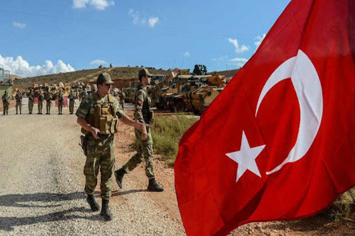 """Türkiyə MN: """"PKK-nın İraqın şimalındakı 40 terror mövqeyi məhv edilib"""""""
