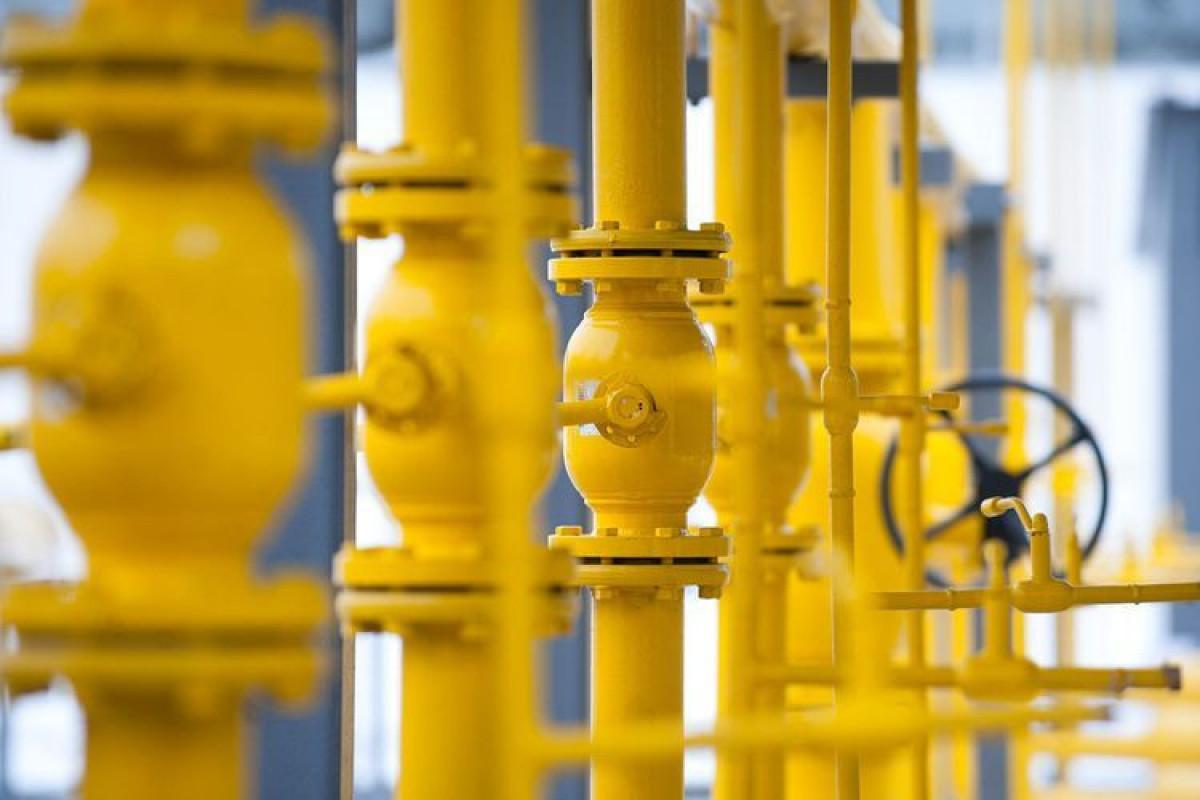 Turkey reduced import of Azerbaijani gas