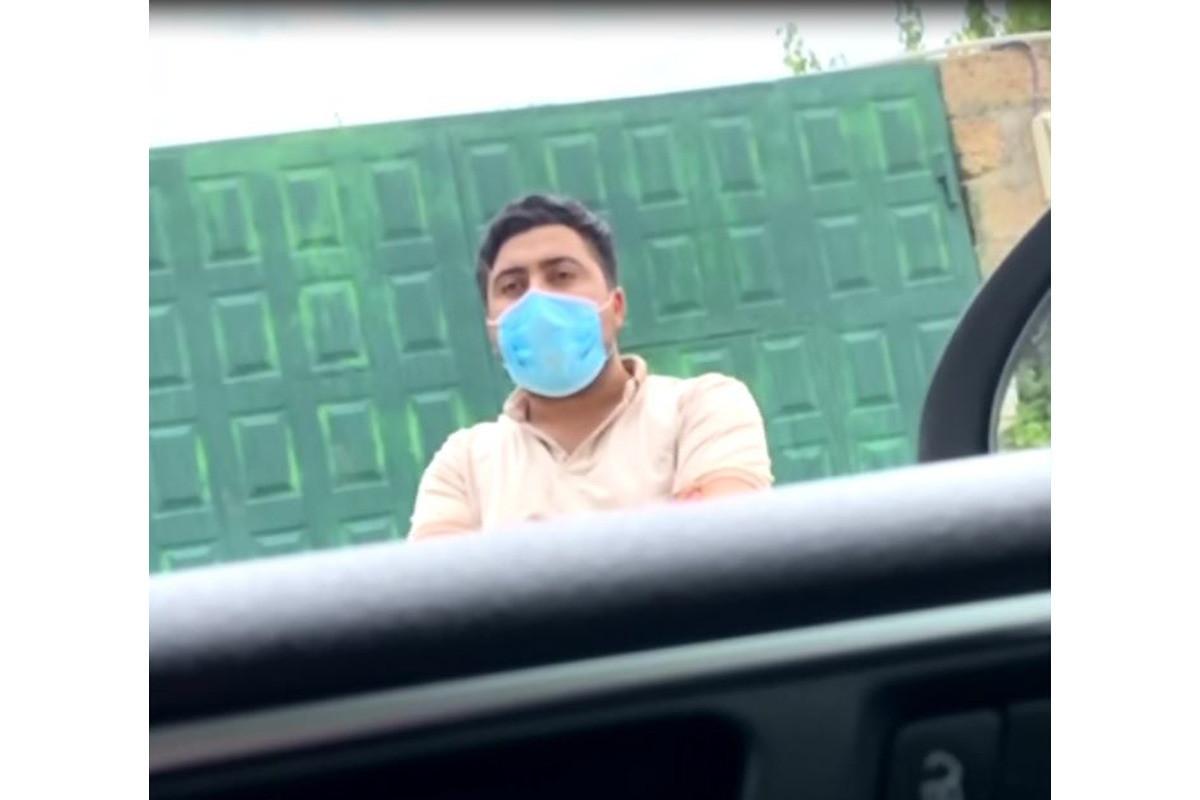 Şamaxıda yaşayış yerini qanunsuz tərk edən koronavirus xəstəsi barədə cinayət işi başlanıb