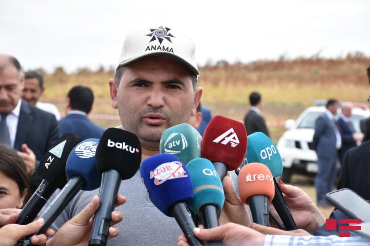 ANAMA: Bu günə qədər işğaldan azad olunmuş ərazilərdə 3500 hektara yaxın ərazi təmizlənib