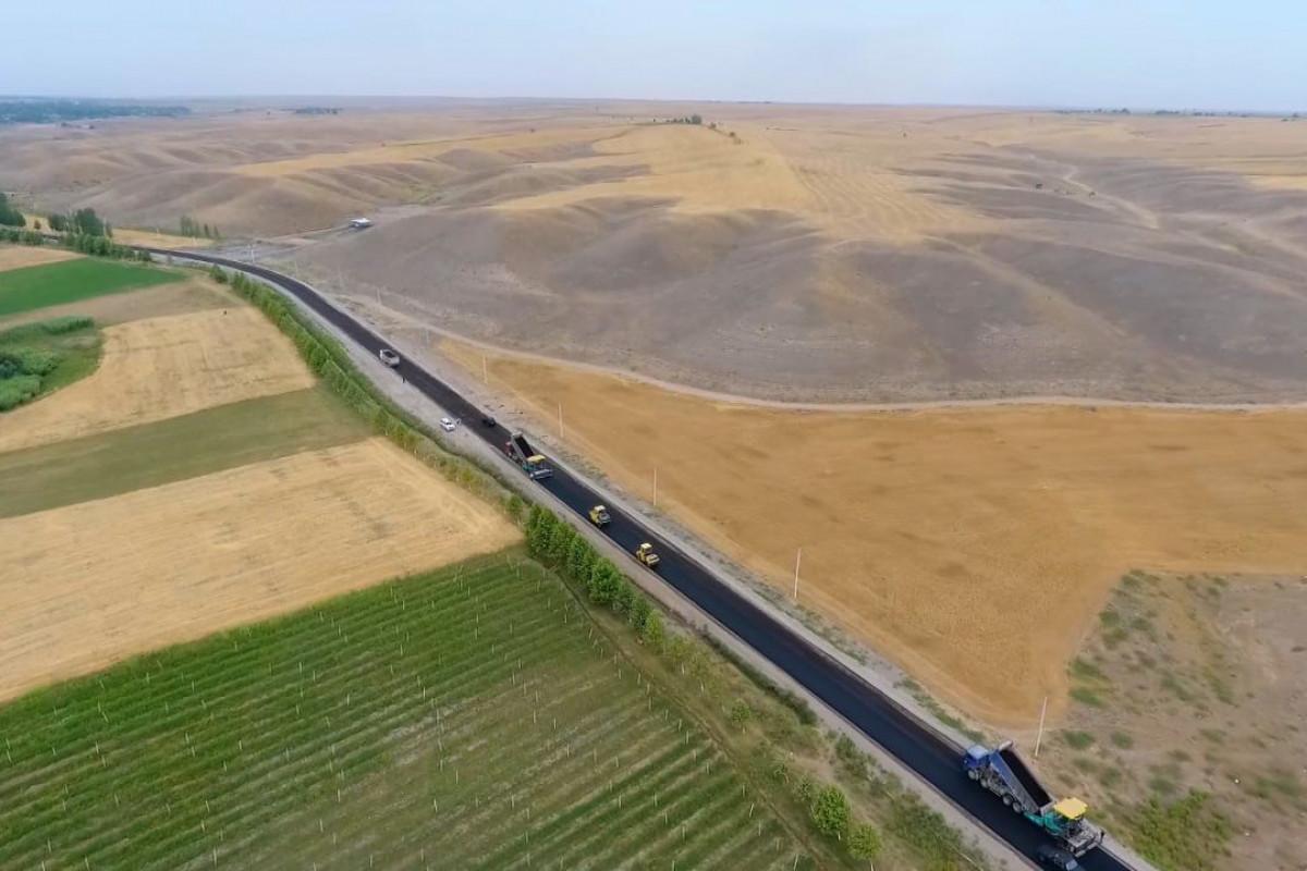 Дорога Победы будет полностью введена в эксплуатацию в сентябре