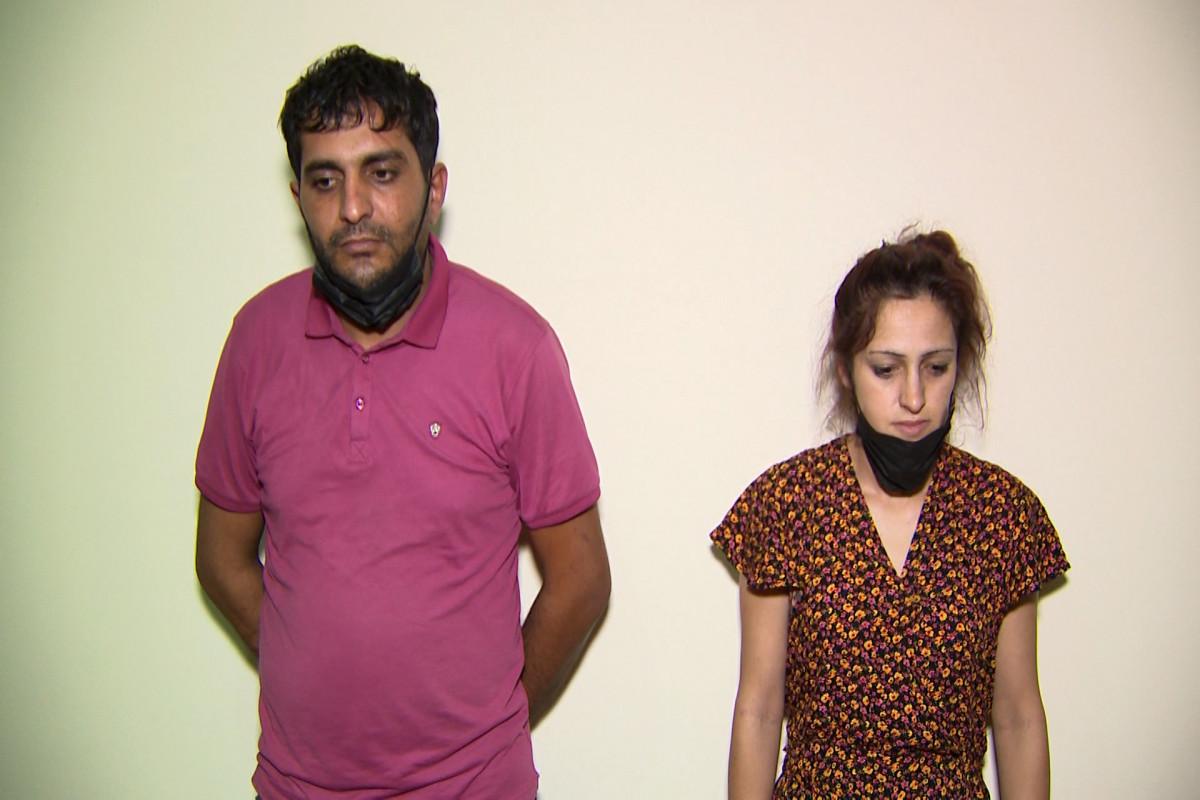"""В Баку задержан наркоторговец, купивший у иностранца 7 кг героина-<span class=""""red_color"""">ВИДЕО"""