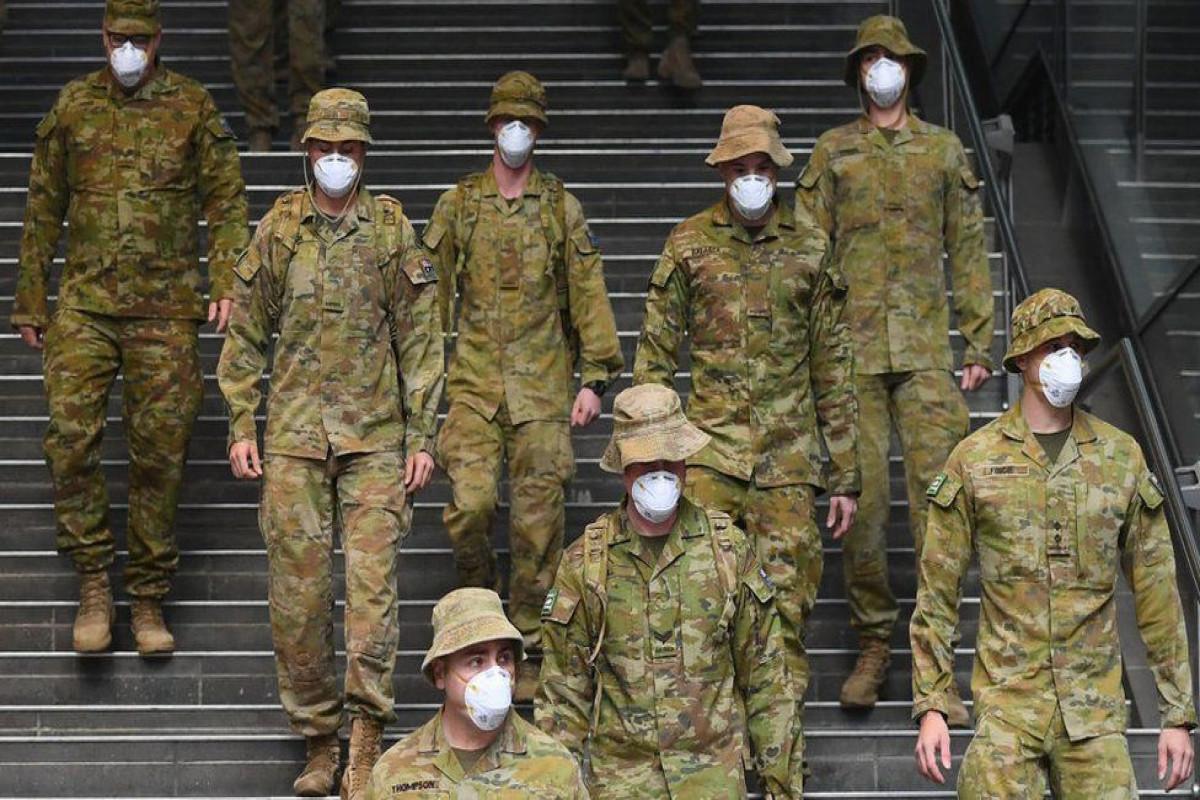 Australia sends in army to enforce Sydney lockdown