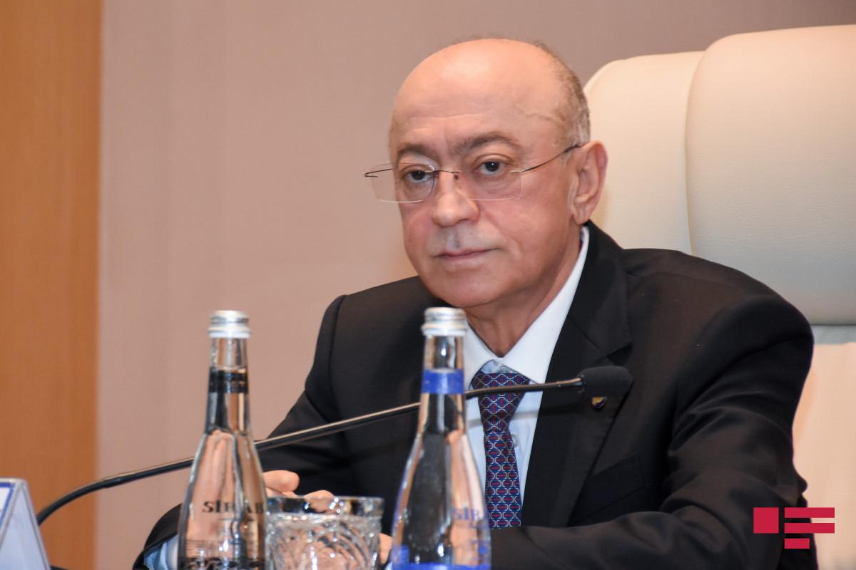 Kamalladin Heydarov makes a phone call to Turkish FM