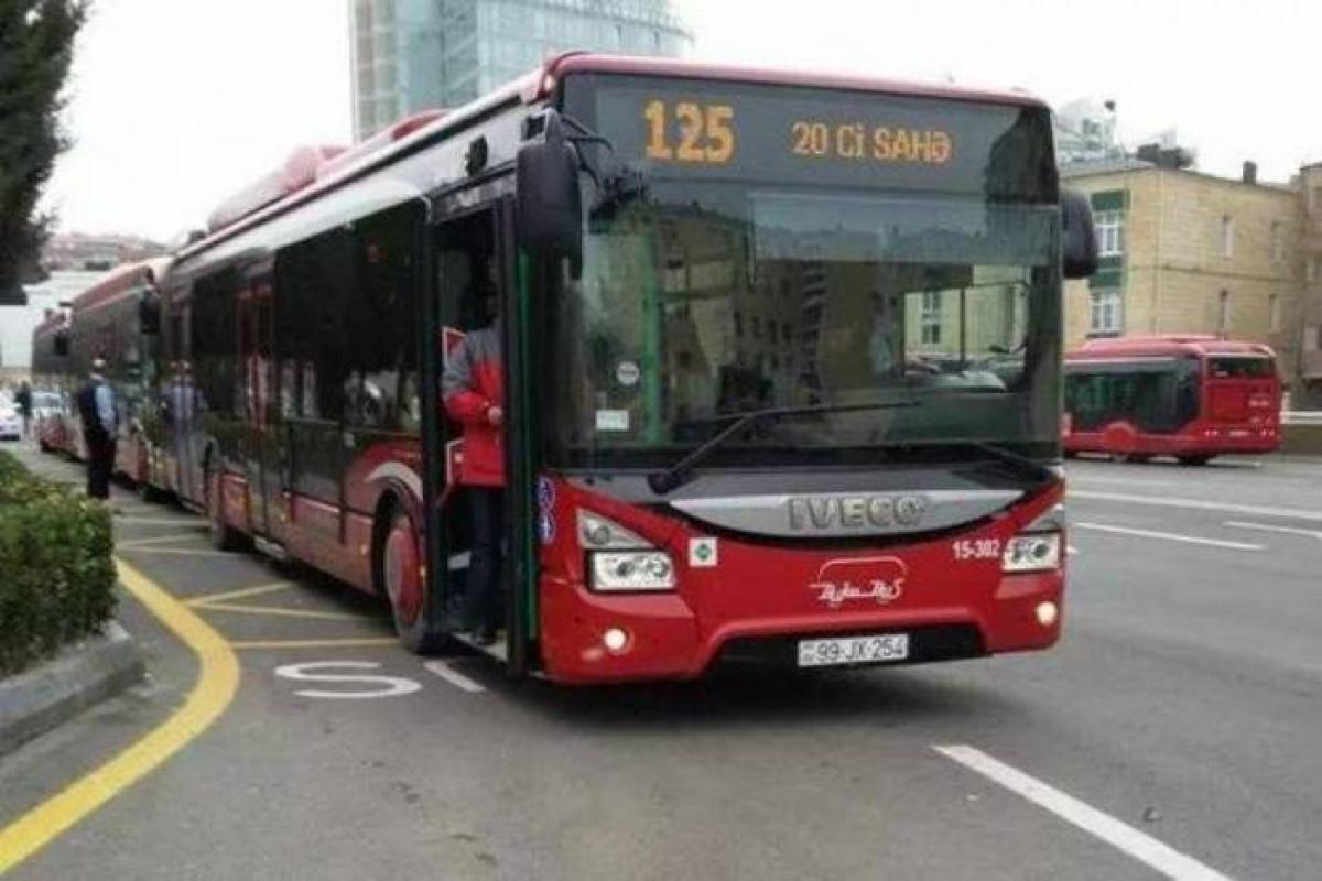 Bakıda sərnişin avtobusu piyadanı vuraraq öldürüb