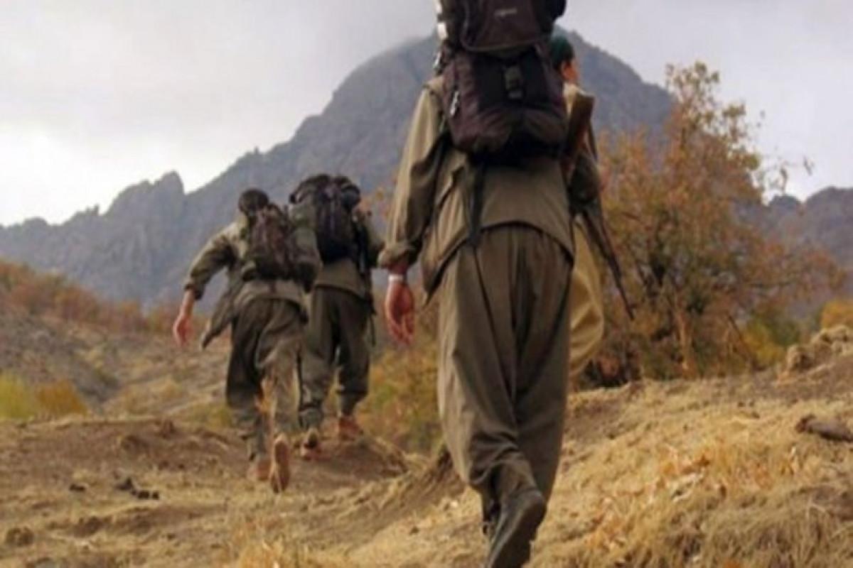 Türkiyənin Mardin şəhərində PKK-çı saxlanılıb