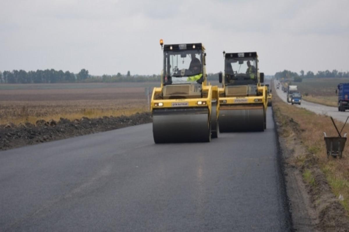 На строительство автомобильной дороги в Исмаиллы выделено 5,6 млн. манатов