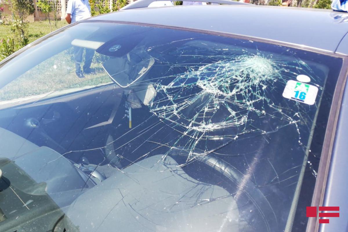В Гаджигабуле столкнулись два автомобиля, 1 человек погиб, 5 получили травмы