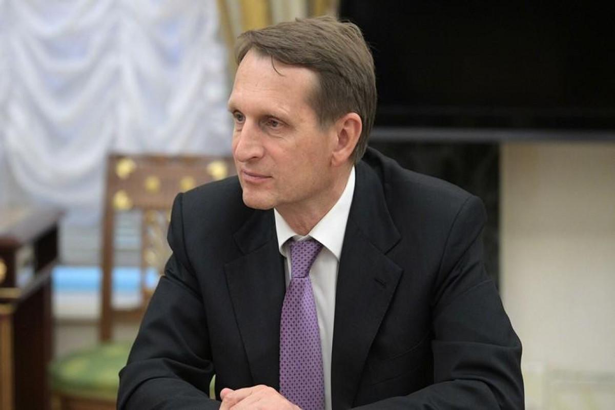 Нарышкин: Россия обменивается с США информацией по антитеррору